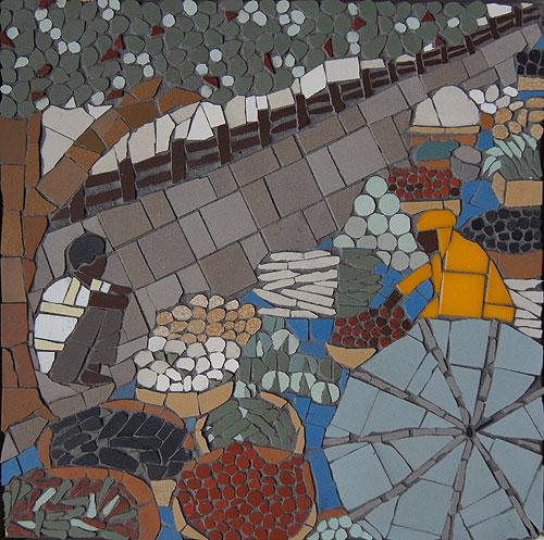Art Mosaics By Ruth Wilkinson Mosaic Artist