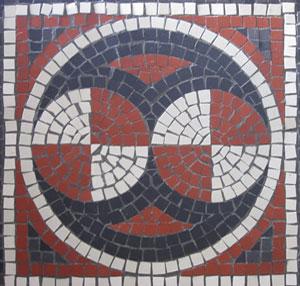 Roman Mosaics, Roman Wall Mosaic