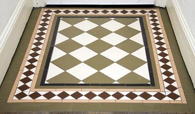 floor mosaic victorian mosaic floor tiles