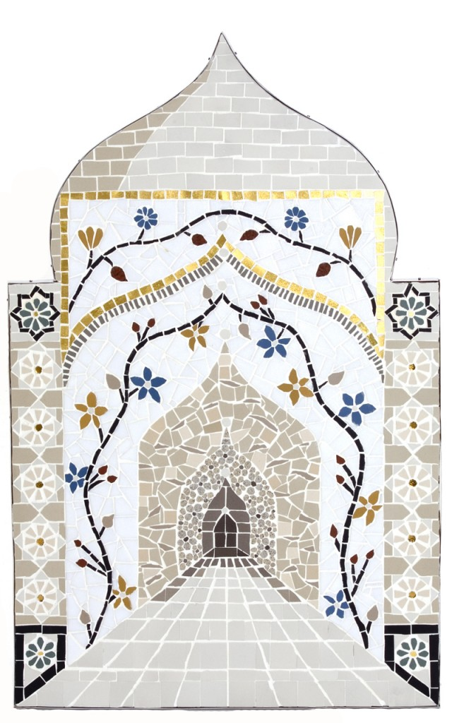 Cordoba unglazed ceramic
