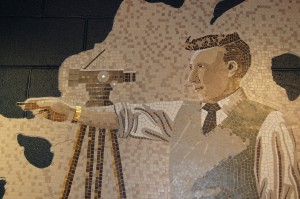 6ft Mosaic Man
