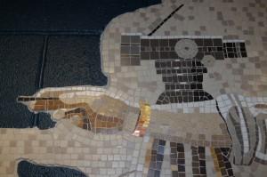 Detail of 6ft Man